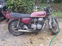 Largely original & complete Honda CB750SOHC