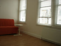 Large Bright, newly refurbished, specious and Self contained studio flat in Fulham