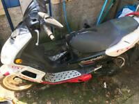 Peugeot speedfight 100cc (spares repair)