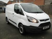 Ford Transit 290 LR P/V One Owner FSH AA Breakdown