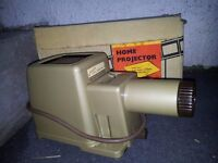 VINTAGE KODAK KODASLIDE HOME PROJECTOR IN BOX
