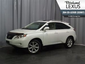 2011 Lexus RX 350 AWD 4dr Ultra Premium Package 2