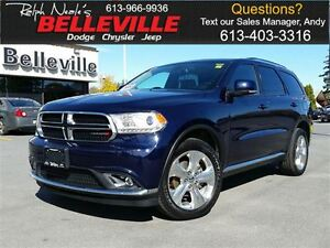 2015 Dodge Durango Limited-Rear DVD Player-Sunroof