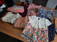 Girls 8 item bundle of clothes Age 7,8,9