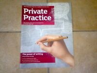 The Independent Practitioner & Private Practice Journals for counsellors and psychotherapists