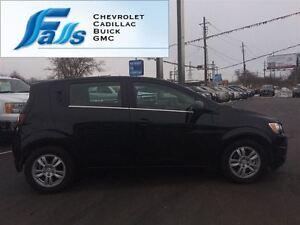 2016 Chevrolet Sonic LT Auto, REMOTE START, REARCAM