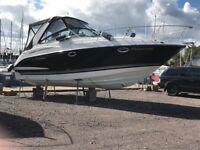 Montery 315 scr cruiser sports boat cabin diesel d3