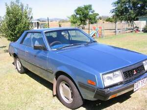 1983 Mitsubishi Sigma Coupe Winwill Lockyer Valley Preview