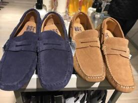 M&S BN mens shoes Size 8