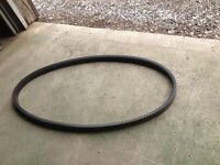 drive belt for 4400-6600 combine, seed cover plates for IH 5100