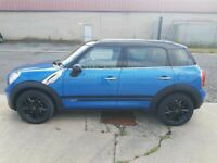 2011 mini countryman 4x4 1,6 diesel 10, used for sale