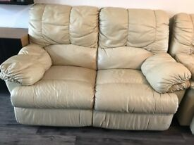 Recliner Leather Sofas (3 + 2)
