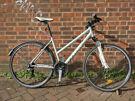 Decathlon B'TWIN Riverside 500 hybrid bicycle