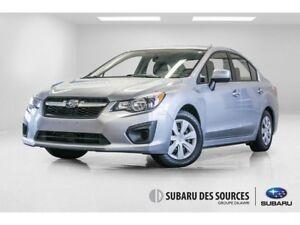 2014 Subaru Impreza 2.0i Touring, Bluetooth, Sieges Chauffants!