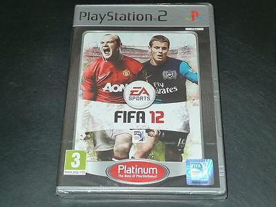 FIFA 12 - PS2 DVD, usado comprar usado  Enviando para Brazil
