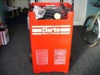 Clarke BC250B Battery Charger Starter. Clarke Car / Commercial 12v/24v Battery Charger