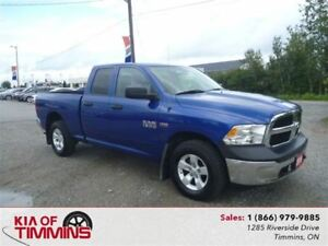 2015 Ram 1500 ST 4X4 New Tires Remote Start