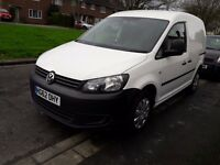 62 reg vw caddy 1.6 tdi