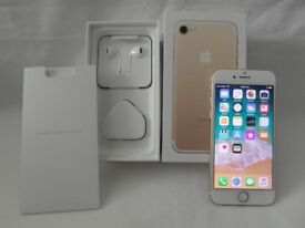 Apple iPhone 7 Gold 256GB Boxed 02 Network