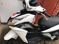 Honda NSC50R 50cc 2014 Moped Ped Scooter