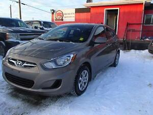 2013 HYUNDAI ACCENT 5-DOOR