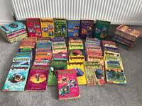 Goosebumps Book Collection