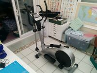 Frontier Elliptical Cross Trainer - £60 - 12 Digital Programs - Good condition