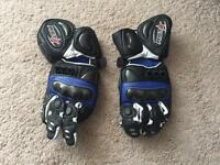 RST Motorcycle Gloves (M/9)