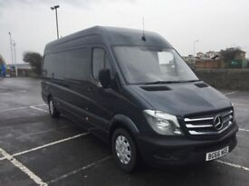 2016 Mercedes Sprinter Long Wheel based Premium edition low mileage