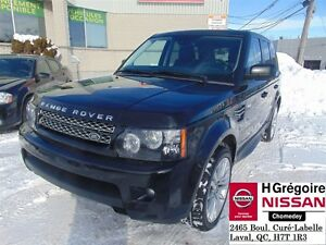 2013 Land Rover Range Rover Sport HSE LUXURY, 4x4,JAMAIS ACCIDEN