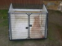 Large dog carrier
