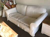 FREE 2 x sofas and an armchair
