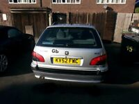 Cheap peugeot 406 estate and clean