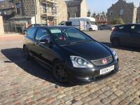 EP3 Civic Type r in excellent condition, low mileage 85k