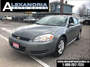 2009 Chevrolet Impala LS 159km safety included