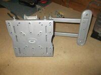 AVF LCD554 Dual Arm LCD TV Wall Bracket