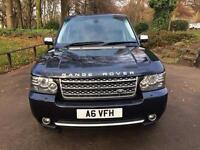 Range rover vogue 4.4 LPG very good condition full service history 2012 facelift