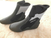 Scuba Booots- Seemann Size S 37-38, Black / Grey, excellent condition
