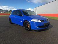 Renault Megane Sport 225 F1 Edition Ultra Blue