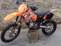Ktm exc 450 2003 v5