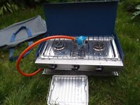 Campingaz Camping Chef Stove with Bag