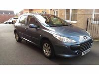 Peugeot 307 1.6 HDi S 5dr Excellent Runner. Full service