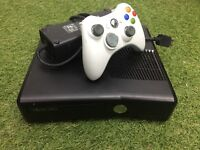 Xbox 360 Console With Controller and Power Brick