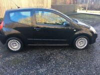 2008 CITROEN C2 CACHET 1.4 3dr (Only 63,000 MILES + 1 years MOT*) 6 STAMPS IN SH