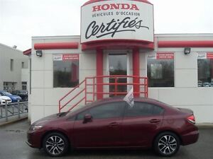2013 Honda Civic EX HONDA PLUS