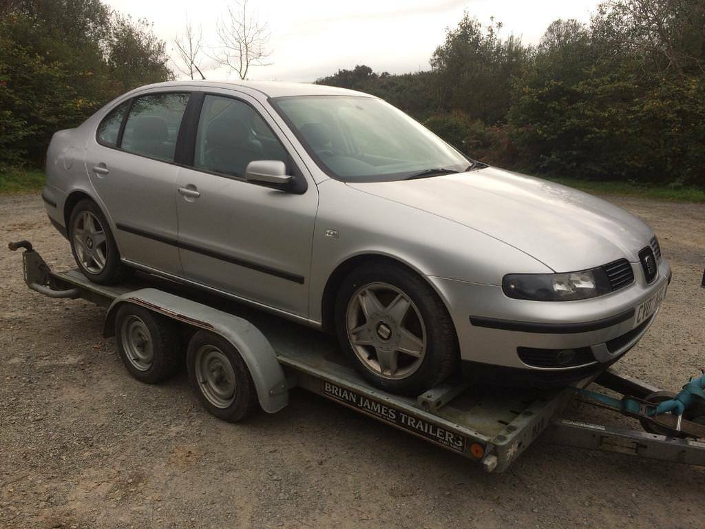 Seat toledo v5 170bhp 2002 seat leon breaking in haverfordwest seat toledo v5 170bhp 2002 seat leon breaking publicscrutiny Image collections