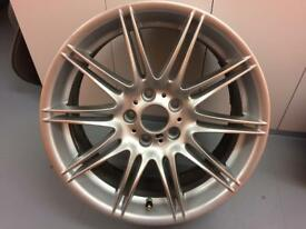 Bmw 3 series Mv4 m-sport front wheel 19 x 8