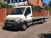 Vauxhall Movano Recovery Truck, 2006, Car Transporter, Great Truck