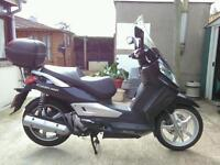 2013 sym city com 300 scooter£1395ono
