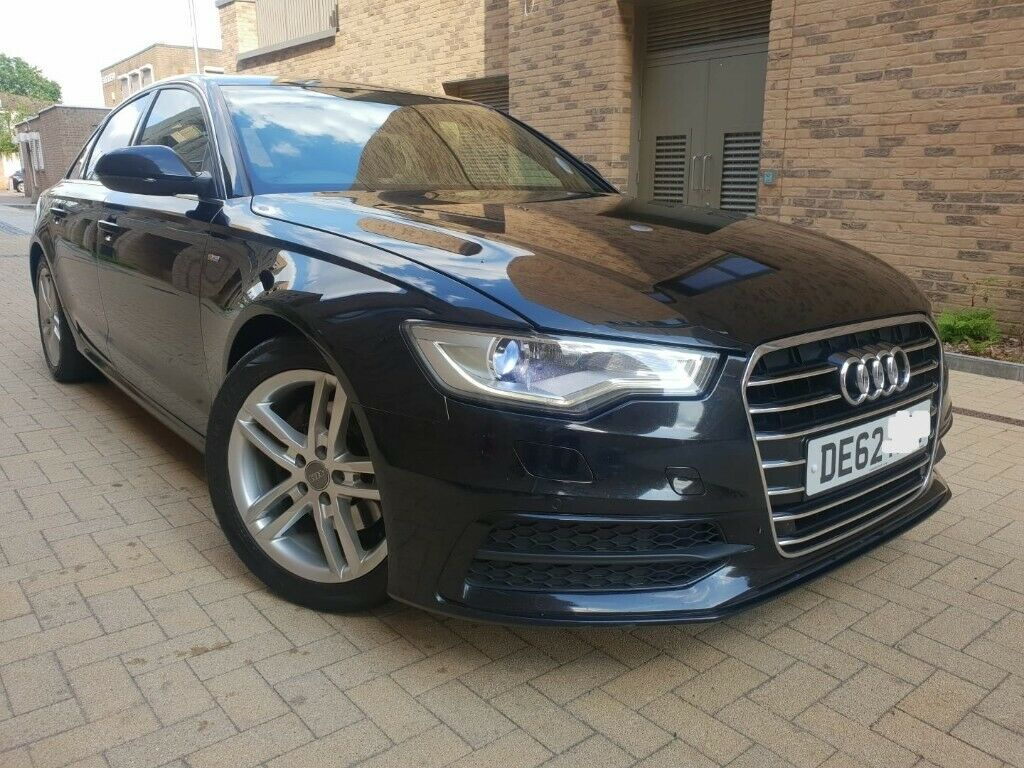 Audi a6 c7 s line black 62 plate | in Barking, London | Gumtree